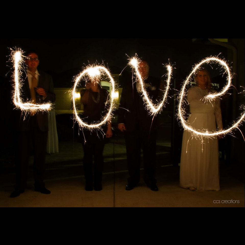 Surprise New Years Eve Wedding!!